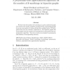 A polynomial-time approximation algorithm for the number of k-matchings in bipartite graphs