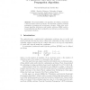 A Population and Interval Constraint Propagation Algorithm