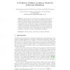 A Predictive Collision Avoidance Model for Pedestrian Simulation