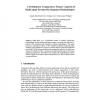 A preliminary comparative feature analysis of multi-agent systems development methodologies