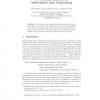 A Procedural Semantics for Multi-adjoint Logic Programming