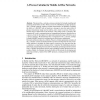 A Process Calculus for Mobile Ad Hoc Networks