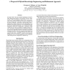 A Proposal of Hybrid Knowledge Engineering and Refinement Approach