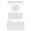 A Purely Model-Theoretic Semantics for Disjunctive Logic Programs with Negation