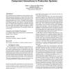 A query language for understanding component interactions in production systems