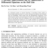 A Rational Approximation and Its Applications to Differential Equations on the Half Line