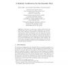 A Realistic Architecture for the Semantic Web