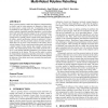 A realistic model of frequency-based multi-robot polyline patrolling