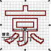 A recognition algorithm for Chinese characters in diverse fonts