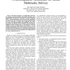 A Reconfigurable Architecture for Secure Multimedia Delivery