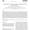 A reservation protocol for broadcast WDM networks and stability analysis