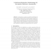 A Retrieval Evaluation Methodology for Incomplete Relevance Assessments