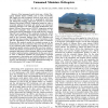 A robust state estimation method against GNSS outage for unmanned miniature helicopters