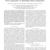 A SAGE Algorithm for Estimation of the Direction Power Spectrum of Individual Path Components