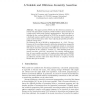 A Scalable and Oblivious Atomicity Assertion