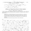 A secret sharing scheme based on cellular automata