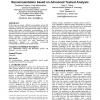 A semantic framework for personalized ad recommendation based on advanced textual analysis