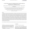 A semi-static approach to mapping dynamic iterative tasks onto heterogeneous computing systems