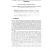 A Simple Argumentation Based Contract Enforcement Mechanism