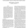 A Size-Based Qualitative Approach to the Representation of Spatial Granularity