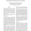 A Spatio-Temporal Architecture for Context Aware Sensing