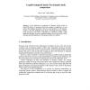 A Spatio-temporal Metric for Dynamic Mesh Comparison
