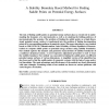 A Stability Boundary Based Method for Finding Saddle Points on Potential Energy Surfaces