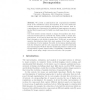A Study of Non-smooth Convex Flow Decomposition
