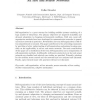 A study of self-organization mechanisms in ad hoc and sensor networks