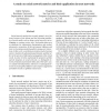 A Study on Social Network Metrics and Their Application in Trust Networks