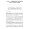 A Study on Workload Imbalance Issues in Data Intensive Distributed Computing