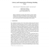 A Survey and Categorization of Ontology Matching Cases
