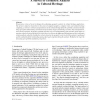 A Survey of Geometric Analysis in Cultural Heritage