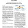 A survey of techniques for energy efficient on-chip communication