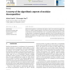 A survey of the algorithmic aspects of modular decomposition