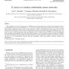 A survey on wireless multimedia sensor networks