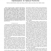 A system performance approach to OSNR optimization in optical networks