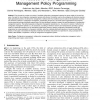 A Testbed for Configuration Management Policy Programming