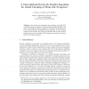 A Time-Optimal On-the-Fly Parallel Algorithm for Model Checking of Weak LTL Properties