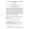 A Trust Model for Uncertain Interactions in Ubiquitous Environments