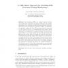 A UML Based Approach for Modeling ETL Processes in Data Warehouses
