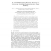 A Unified Information-Theoretic Approach to Groupwise Non-rigid Registration and Model Building