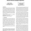 A unified optimization framework for robust pseudo-relevance feedback algorithms