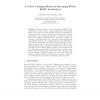 A Vector Caching Scheme for Streaming FPGA SpMV Accelerators