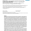 A web services choreography scenario for interoperating bioinformatics applications