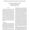A Weighted Non-Negative Matrix Factorization for Local Representations