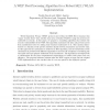 A WEP post-processing algorithm for a Robust 802.11 WLAN implementation