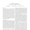 Absolute convergence: true trees from short sequences