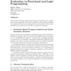 Abstract Interpretation and Partial Evaluation in Functional and Logic Programming