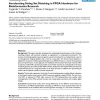 Accelerating String Set Matching in FPGA Hardware for Bioinformatics Research